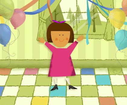 Interactive Animation: Tummy Talk