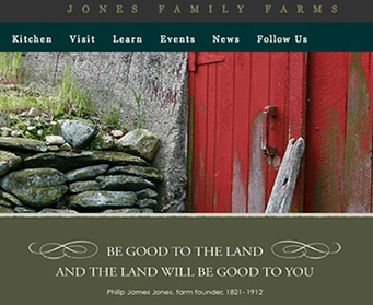 Website: Jones Family Farms